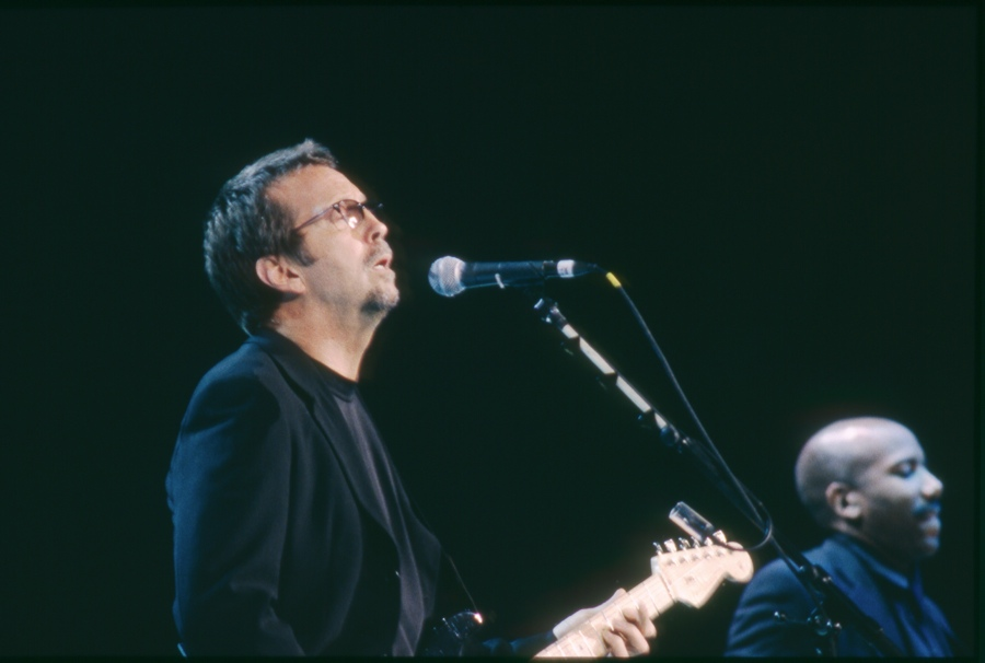 Eric Clapton & Nathan East (Dallas, TX)