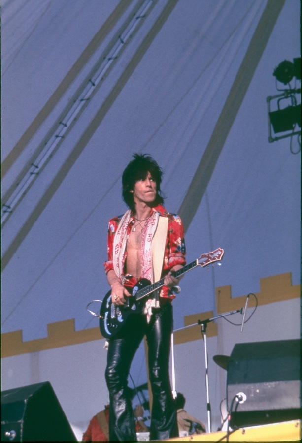 Keith Richards - Rolling Stones (Dallas, TX).