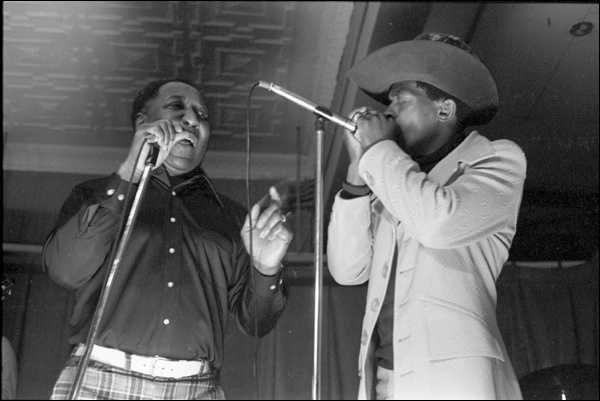 Muddy Waters & Junior Wells