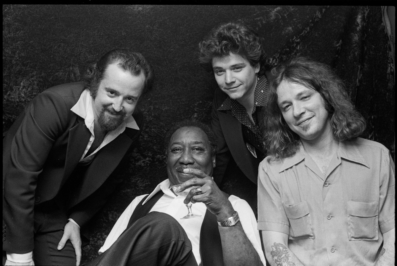 Muddy Waters & the Fabulous Thunderbirds (Austin, TX).