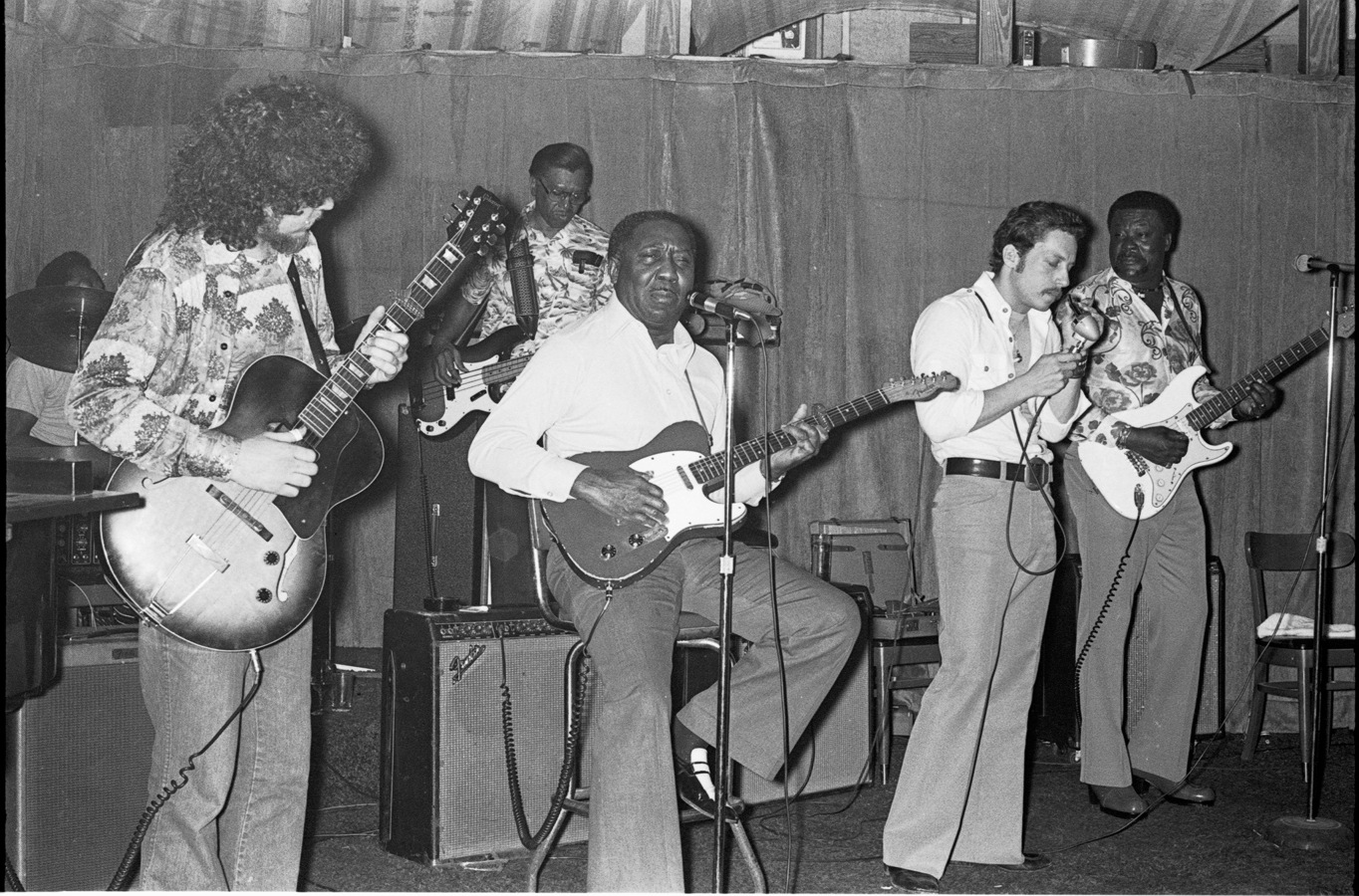 Muddy Waters Band (Austin, TX).