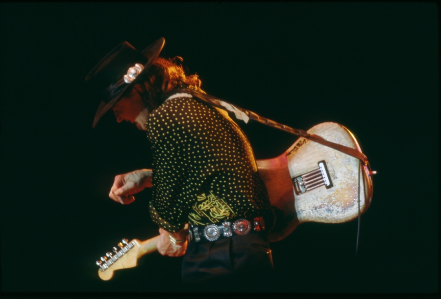 SRV - April 1990 (San Antonio, TX).